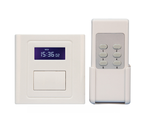 BRT-605 Timer Switch with Remote Control